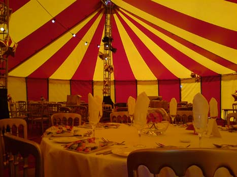 Tent And Dj
